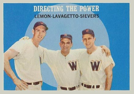 1959 Topps Cookie Lavagetto #74 Baseball Card