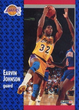 1991 Fleer Basketball Card Set - VCP Price Guide