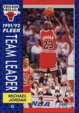 1991 Fleer Michael Jordan TL #375 Basketball - VCP Price Guide