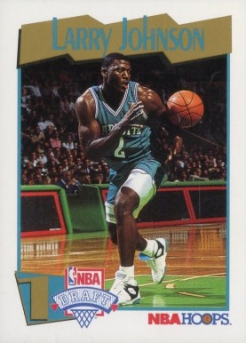 Larry Johnson Basketball Cards