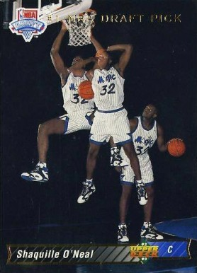 1992 Upper Deck   #1dts Basketball Card
