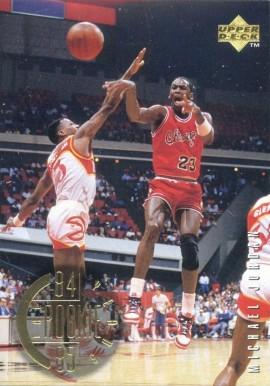 1995 Upper Deck Michael Jordan 137 Basketball Vcp Price Guide