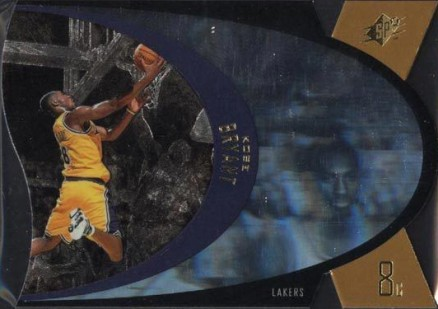 1997 SPx Die-Cut Gold Kobe Bryant #22 Basketball Card