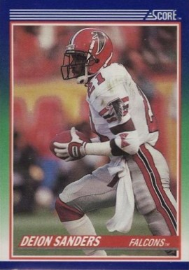 1990 Score Football Card Set Vcp Price Guide