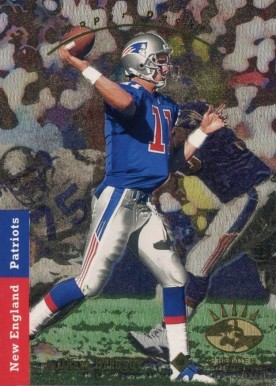 1993 SP Drew Bledsoe #9 Football Card