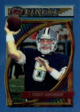 1994 Finest Troy Aikman #202 Football Card