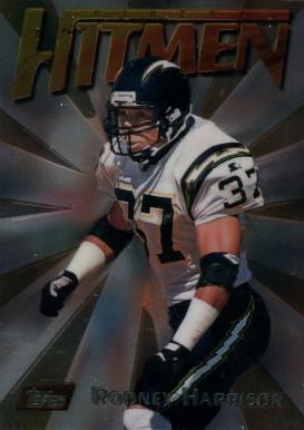 2017 Panini Playoff #199 Rodney Harrison NM-MT Patriots
