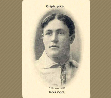 1906 Fan Craze (American) George Winter #50 Baseball Card