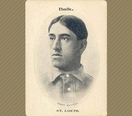 1906 Fan Craze (American) Harry Howell #25 Baseball Card
