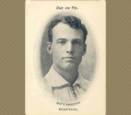 1906 Fan Craze (American) Buck Freeman #20 Baseball Card