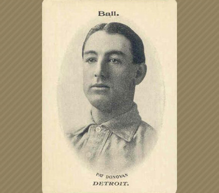 1906 Fan Craze (American) Pat Donovan #15 Baseball Card