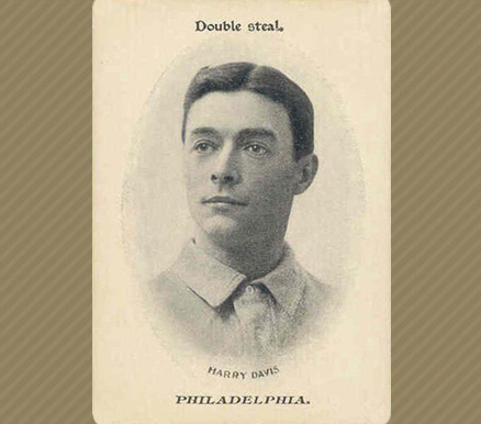 1906 Fan Craze (American) Harry Davis #13 Baseball Card
