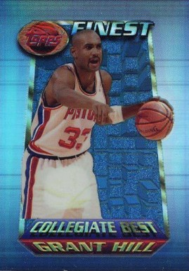 Grant Hill Basketball Cards