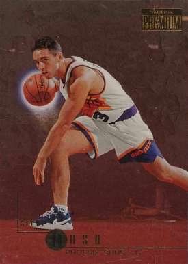 1996 Skybox Premium Steve Nash #91 Basketball Card