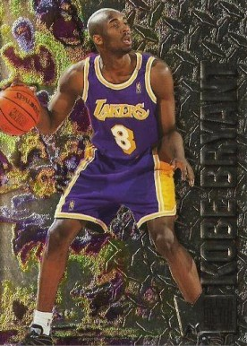 1996 Metal Kobe  Bryant #181 Basketball Card