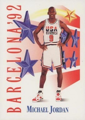 1991 Skybox Michael Jordan #534 Basketball Card