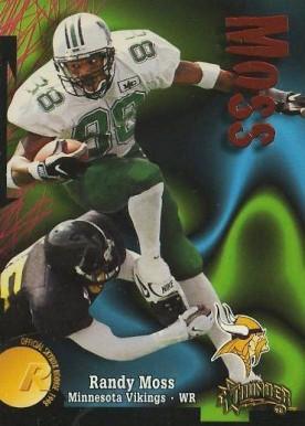 Verzamelkaarten, ruilkaarten 1998 Skybox Thunder #201 Brett Favre Green Bay Packers Football Card