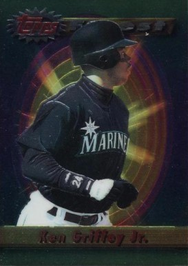 1994 Finest Ken Griffey Jr. #232 Baseball Card