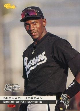 1994 Classic Michael Jordan 1 Baseball Vcp Price Guide