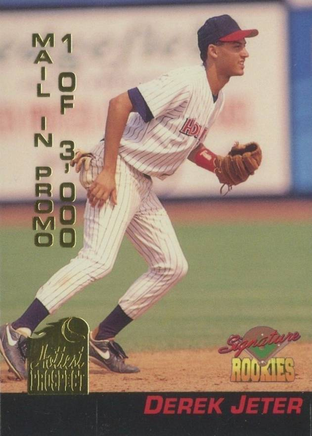 1994 Signature Rookies Baseball Card Set Vcp Price Guide