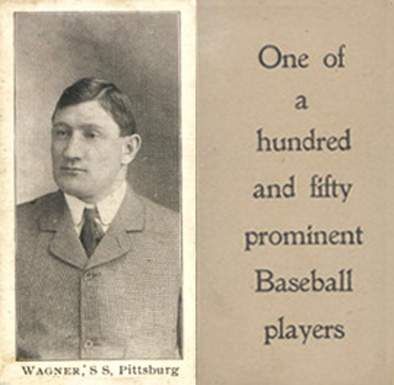 1903 Breisch-Williams (Type 1) Honus Wagner #149 Baseball Card