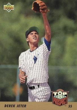 1993 Upper Deck Gold Hologram Baseball Card Set Vcp Price