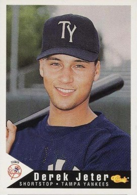 1994 Classic Tampa Yankees Baseball Card Set Vcp Price Guide
