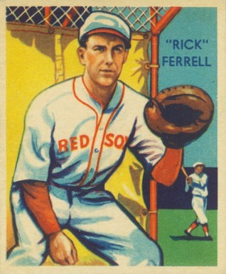 1934 Diamond Stars  Rick Ferrell #48 Baseball Card