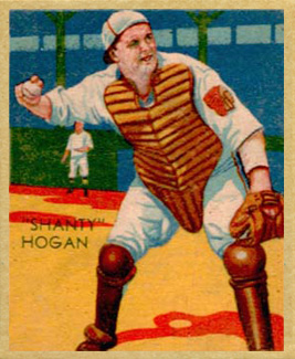 1935 Diamond Stars  Shanty Hogan #20 Baseball Card