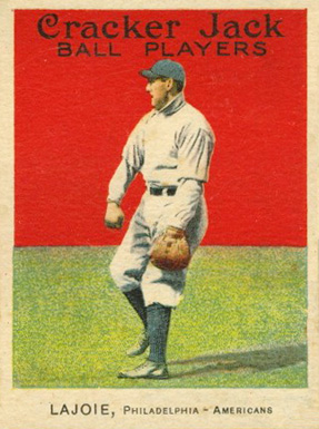 Nap Lajoie Hall Of Fame Baseball Cards