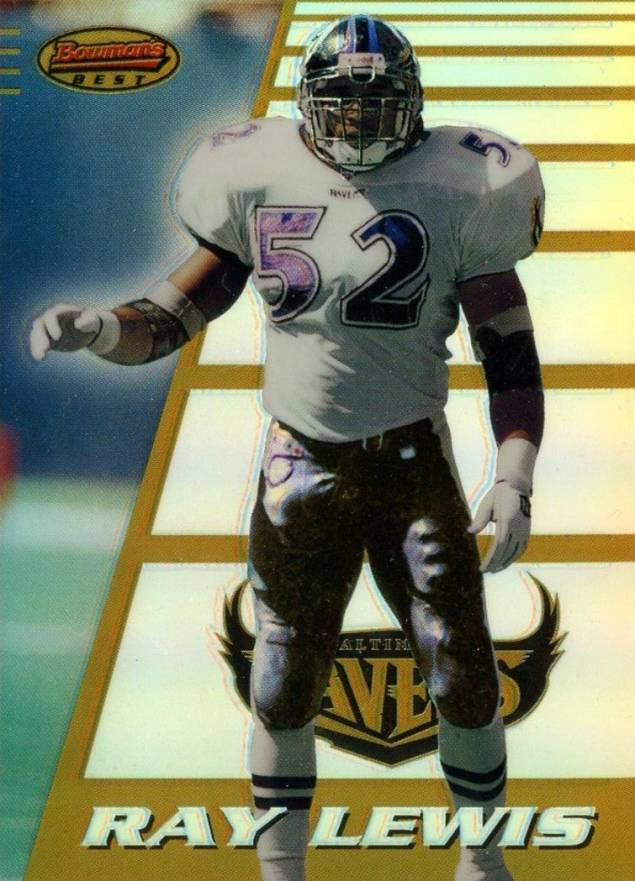 Ray Lewis (Hall of Fame) Football Cards