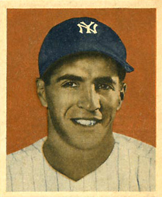 1949 Bowman Phil Rizzuto #98-nnof Baseball Card
