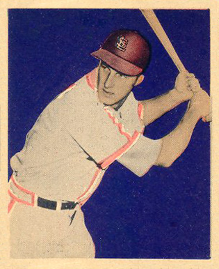 1949 Bowman Stan Musial #24 Baseball Card