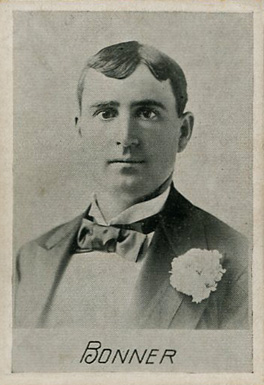 1894 Alpha Photo Engraving Frank Bonner #1 Baseball Card