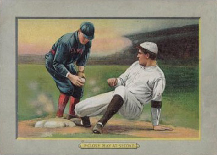 1911 Turkey Reds   #49 Baseball Card