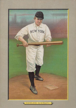 1911 Turkey Reds Willie Keeler #101 Baseball Card