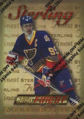 1995 Finest Refractor Hockey Card Set Vcp Price Guide