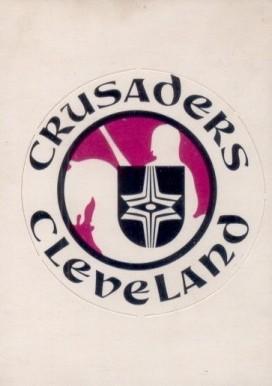 1972-73 O-Pee-Chee Team Logos #8 Los Angeles Kings V8796