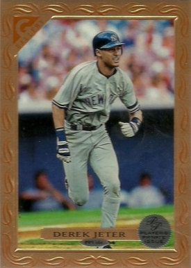 1997 Topps Gallery Players Private Issue Baseball Card Set Vcp
