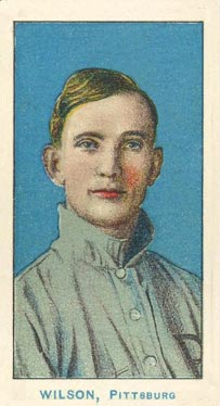 1910 Nadja Caramels (Pirates) Owen Wilson #11 Baseball Card