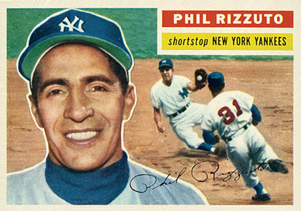 1956 Topps Phil Rizzuto #113 Baseball Card