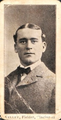 1903 Breisch-Williams (Type 1) Joe Kelley #81 Baseball Card