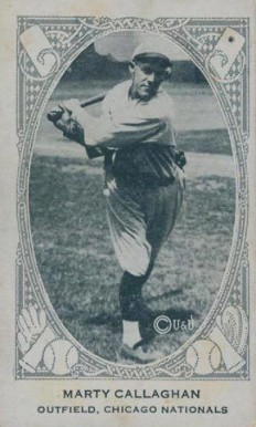 1922 American Caramel--Series of 240 Marty Callaghan #23 Baseball Card