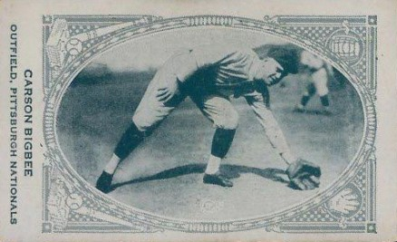 1922 American Caramel--Series of 240 Carson Bigbee #15 Baseball Card