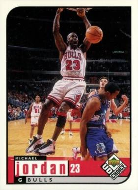 06f2b4c2bdbed 1998 UD Choice Basketball Card Set - VCP Price Guide