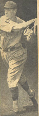 1933 Butter Cream Glenn Wright #30 Baseball Card