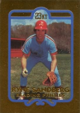 1993 Bleachers 23kt Gold Baseball Card Set Vcp Price Guide