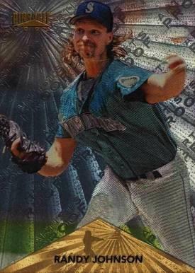 Randy Johnson Hall Of Fame Baseball Cards